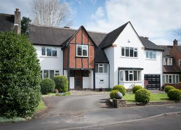 Thumbnail 5 bed detached house for sale in Oaklands Road, Four Oaks, Sutton Coldfield