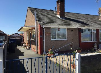 Thumbnail 2 bed bungalow for sale in Trellewelyn Road, Rhyl