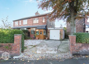 Thumbnail 2 bed semi-detached house for sale in Nel Pan Lane, Leigh