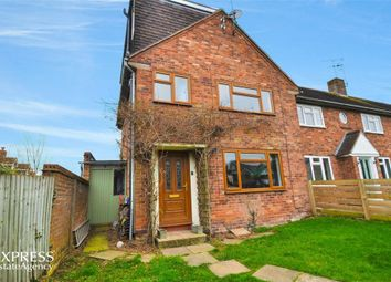 Thumbnail 3 bed end terrace house for sale in Newport Road, Eccleshall, Stafford