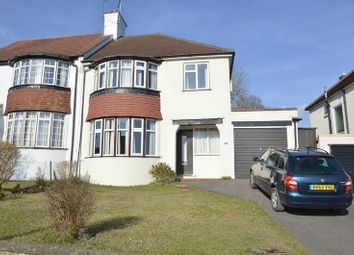 Thumbnail Semi-detached house for sale in Woodmansterne Road, Coulsdon