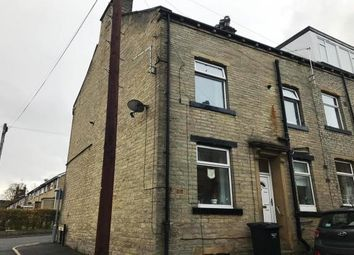 Thumbnail 2 bed end terrace house to rent in Ashville Street, Halifax