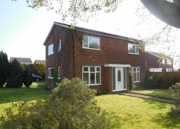 Thumbnail 4 bedroom detached house for sale in Church Lane, Barwell, Leicester
