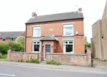 Thumbnail 3 bed detached house for sale in Loughborough Road, Thringstone