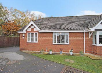 Thumbnail 2 bed semi-detached bungalow for sale in Blackley Close, Latchford, Warrington