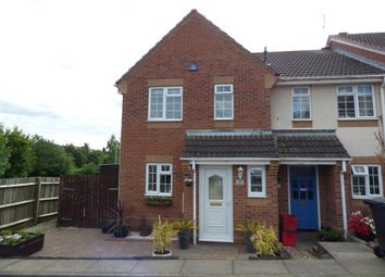 Thumbnail 3 bed property to rent in Willow Close, Measham, Swadlincote