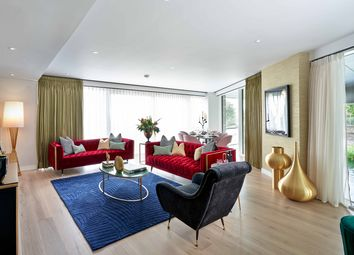 Thumbnail 2 bed flat for sale in Chelsea Creek, London