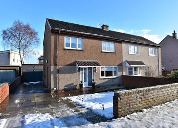 Thumbnail 3 bed semi-detached house for sale in Croftpark Street, Bellshill
