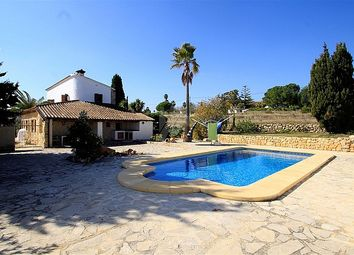 Thumbnail 3 bed country house for sale in Benitachell, Valencia, Spain