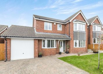 Thumbnail 4 bed detached house for sale in Dorking Road, Chorley