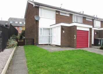 Thumbnail 3 bed property for sale in Richmond Street, Parkhills, Bury, Greater Manchester