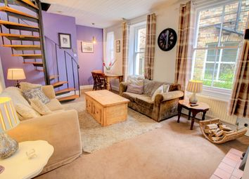 Thumbnail 2 bed cottage for sale in Lovaine Terrace, Alnmouth, Alnwick