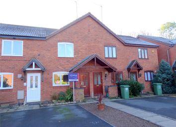 Thumbnail 2 bed terraced house for sale in Leeds Avenue, Worcester