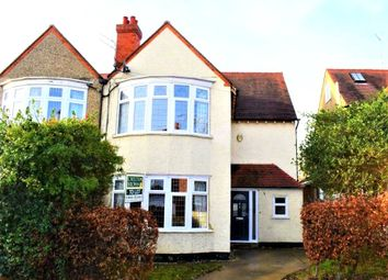 Thumbnail 3 bed semi-detached house to rent in Lime Avenue, Abington, Northampton