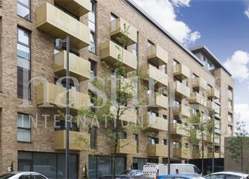Thumbnail 3 bed flat to rent in Copenhagen Court, Greenland Place, London