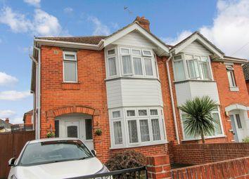 Prince Of Wales Avenue, Regents Park, Southampton SO15. 3 bed semi-detached house