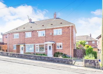 Thumbnail 3 bed semi-detached house for sale in Hollowood Place, Stoke-On-Trent