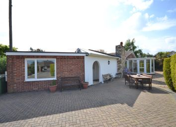 Thumbnail 4 bedroom detached bungalow for sale in Hellesdon, Norwich