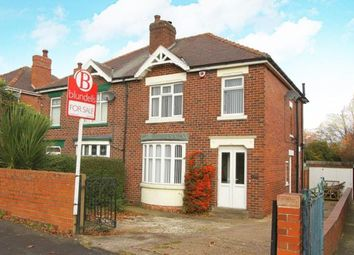 Thumbnail 3 bed semi-detached house for sale in Stradbroke Road, Sheffield, South Yorkshire