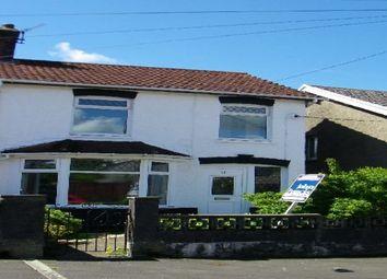 Thumbnail 3 bed property to rent in St. Pauls Terrace, Garden Village, Gorseinon, Swansea
