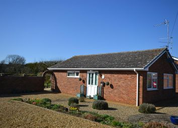 Thumbnail 2 bed detached bungalow for sale in Mallard Close, Snettisham, King's Lynn