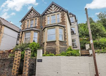 Thumbnail 5 bedroom semi-detached house for sale in Commercial Road, Llanhilleth, Abertillery