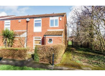 Thumbnail 3 bed end terrace house for sale in Old Lime Gardens, Birmingham