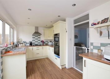 Thumbnail 3 bed end terrace house for sale in Kipling Avenue, Goring-By-Sea, Worthing, West Sussex