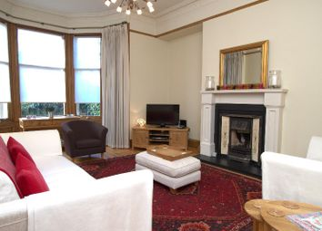 Thumbnail 3 bed flat to rent in Strathearn Road, Marchmont, Edinburgh