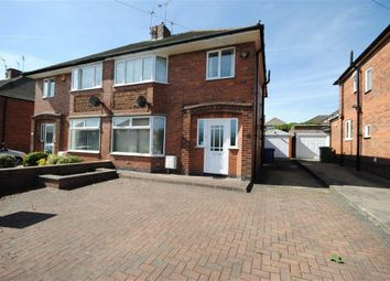 Thumbnail 3 bed semi-detached house for sale in 24, Craven Road, Newbold, Chesterfield, Derbyshire