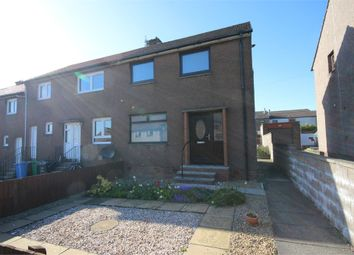 Thumbnail 2 bed end terrace house for sale in 42 Watters Crescent, Lochgelly, Fife
