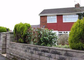 Thumbnail 3 bedroom semi-detached house for sale in Lon Einon, Penllergaer, Swansea