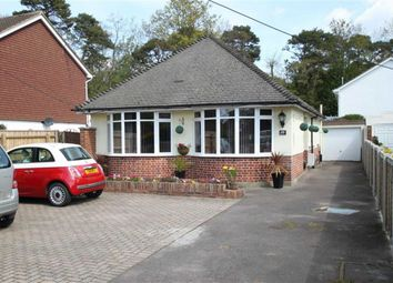 Thumbnail 3 bed detached bungalow for sale in Ringwood Road, Walkford, Christchurch, Dorset