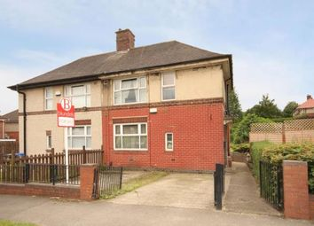 3 bed semi-detached house for sale in Berners Road, Sheffield, South Yorkshire S2