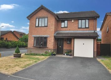 Thumbnail 4 bedroom detached house for sale in Lower Park Drive, Shawbirch, Telford, Shropshire