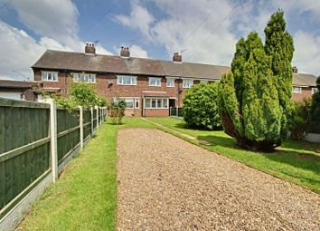 Thumbnail 3 bed terraced house for sale in White House Lane, West Halton, Scunthorpe