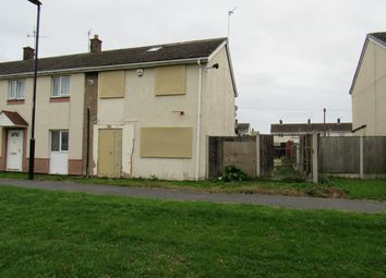Thumbnail 3 bed end terrace house for sale in Hyperion Way, Rossington