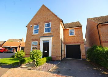 Thumbnail 3 bed detached house for sale in Titus Way, North Hykeham, Lincoln