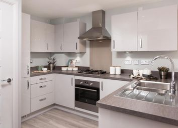 """Thumbnail 3 bed terraced house for sale in """"Queensville"""" at Southern Cross, Wixams, Bedford"""