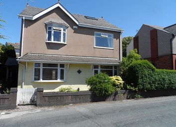 Thumbnail 4 bed detached house for sale in Park Lane, Knott End On Sea