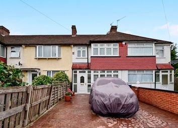 Thumbnail 2 bed terraced house for sale in Rochford Way, Croydon