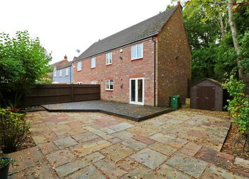 Thumbnail 3 bed semi-detached house for sale in Wicken Close, St. Mellons, Cardiff