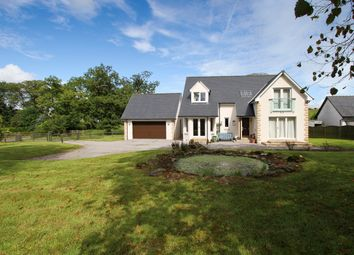 Thumbnail 5 bed detached house for sale in The Limes, Old Military Road, Milton, Crocketford, By Dumfries