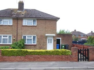 Thumbnail 2 bed semi-detached house to rent in Cavan Crescent, Waterloo, Poole