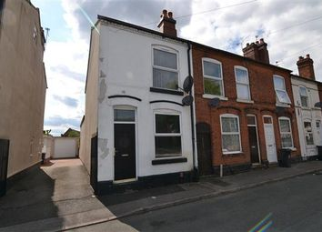 Thumbnail 3 bedroom end terrace house for sale in Villiers Street, Walsall