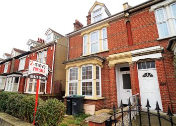 Thumbnail 4 bedroom semi-detached house for sale in Old Road West, Gravesend, Kent