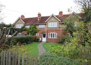Thumbnail 3 bed terraced house to rent in Grange Cottages, Broadcommon Road, Hurst, Reading