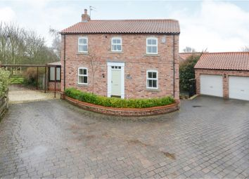 Thumbnail 4 bedroom detached house for sale in Cleveland Gardens, Stockton On The Forest, York