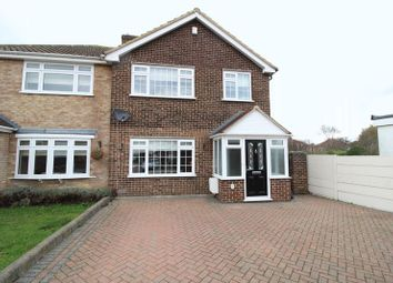 Thumbnail 3 bed semi-detached house for sale in Askern Close, Bexleyheath