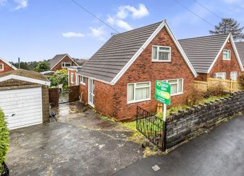 Thumbnail 3 bed detached bungalow for sale in Brandon Crescent, Winch Wen, Swansea